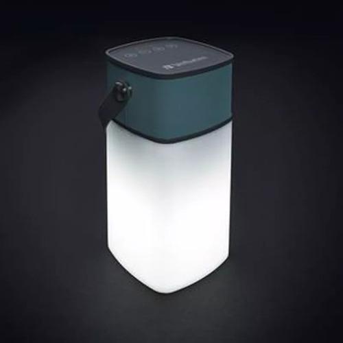parlante bluetooth verbatim luz led microfono bateria 8 hs