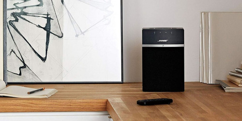 parlante bluetooth wifi bose soundtouch 10 serie 3 negro