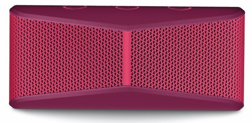 parlante bluetooth x300 mob rosa logitech 6 cuotas sin int.