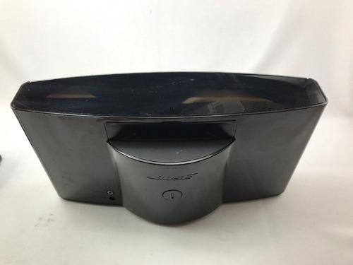 parlante bose sounddock portable n123+cargador original+blue