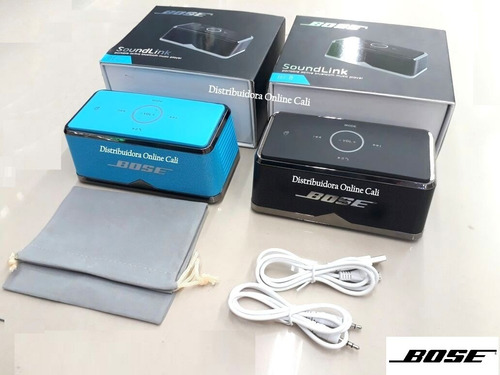 parlante bose soundlink be8 bafle bluetooth tactil estuche