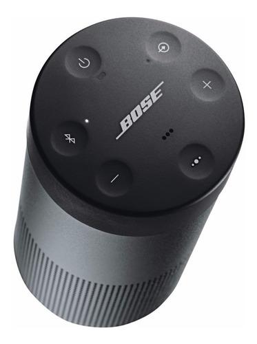 parlante bose soundlink revolve portable bluetooth negro