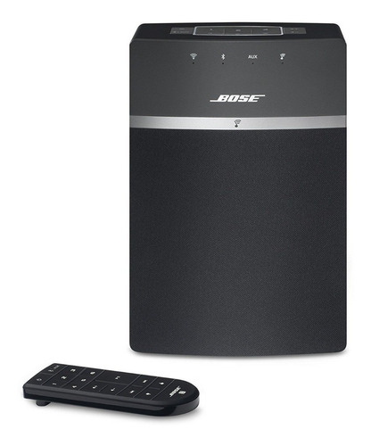 parlante bose soundtouch 10 negro 731396-1100