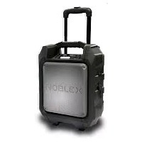 parlante carry on noblex tsn2650 c/ luces