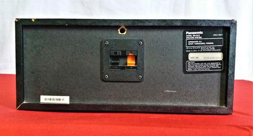 parlante centra panasonic / technics sbc210 + 8ohm + 140watt