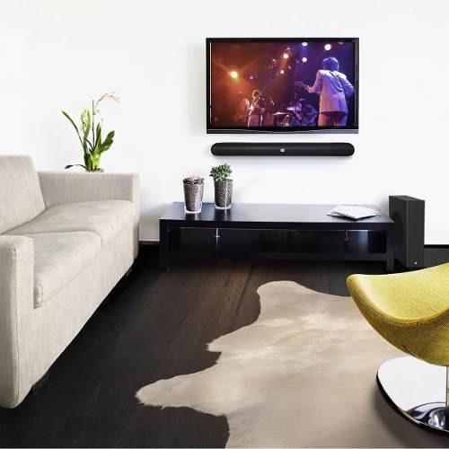 parlante cinema home theater jbl sb150 soundbar y subwoofer