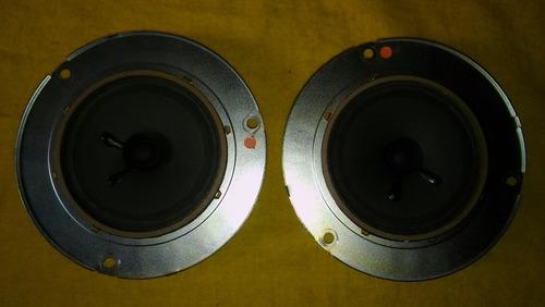 parlante clarion.buena calidad en sonido el par x 50 soles.