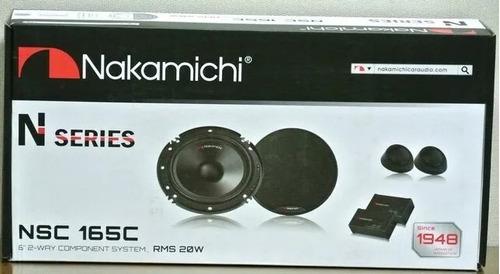 parlante componente nakamichi calidad japonesa
