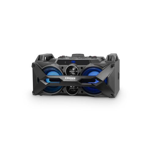 parlante crown mustang  100 w pmpo reales