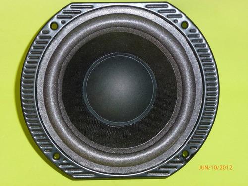 parlante de medios para audiocar de 6