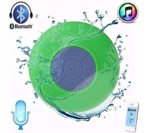 parlante ducha bluetooth portátil agua piscina 71603 gocy