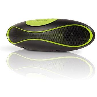 parlante energy sistem z220- negro/ verde