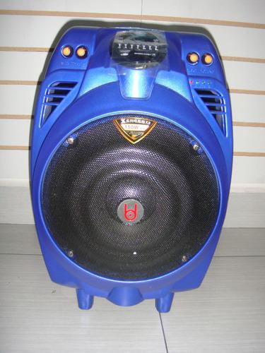parlante ext bd -h085 ( 1 microfono )