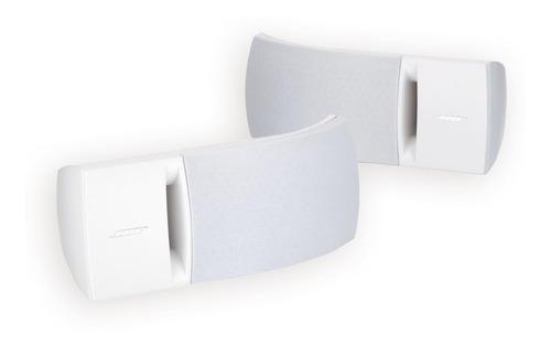 parlante frontal/ estanteria bose 161 blanco (par)
