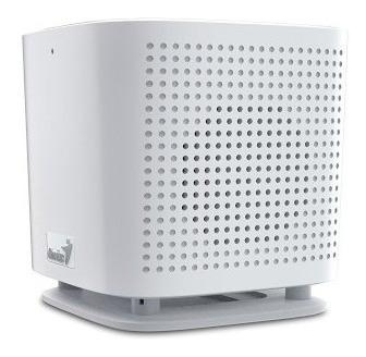 parlante genius sp-925bt blanco con bluetooth