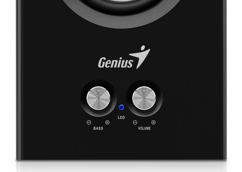 parlante genius sw 2.1 375 /altavoces