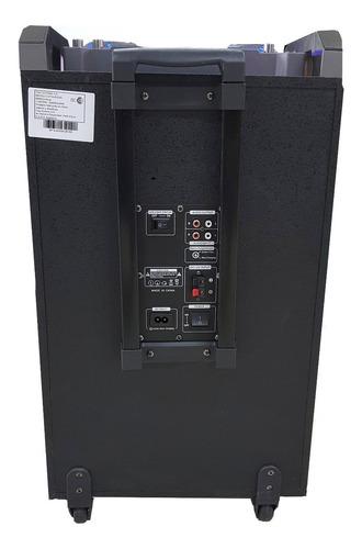 parlante harrison pump it sp-kja320c 600w usb bt selectogar