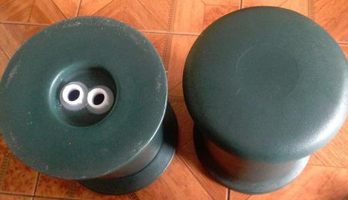 parlante hongo sonido ambiental para intemperie / soundscape