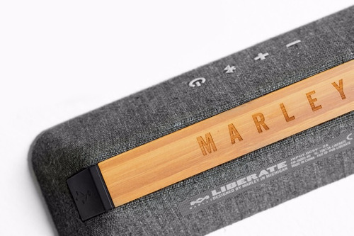parlante house of marley liberate bluetooth midnight usb aux