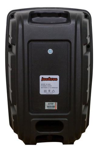 parlante inalambrico portatil bluetooth 1500w control remoto