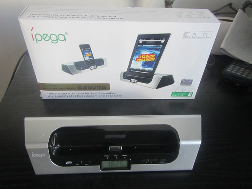 parlante  ipega para celular iphone / tablet pc