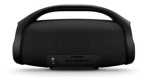parlante jbl boombox bluetooth 60w ipx7 negro