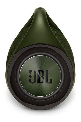 parlante jbl boombox bluetooth 60w ipx7 verde