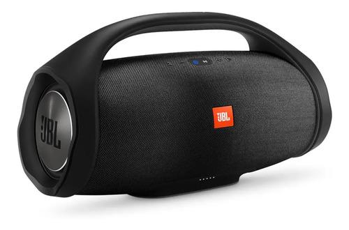 parlante jbl boombox portable bluetooth negro