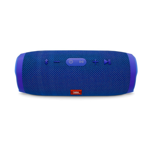 parlante jbl charge 3 azul bluetooth waterproof