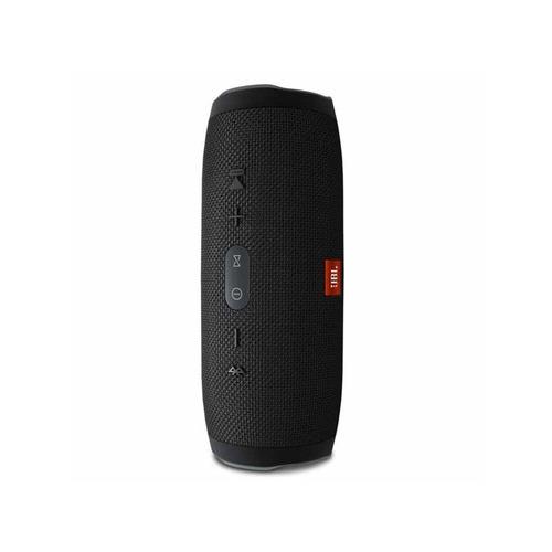 parlante jbl charge 3 waterproof bluetooth powerbank (negro)