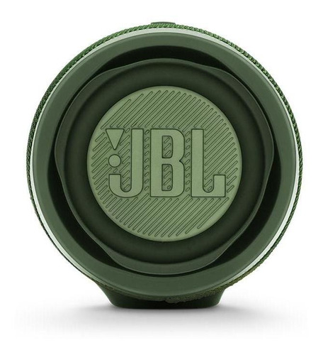 parlante jbl charge 4 portable bluetooth 30w ipx7 verde