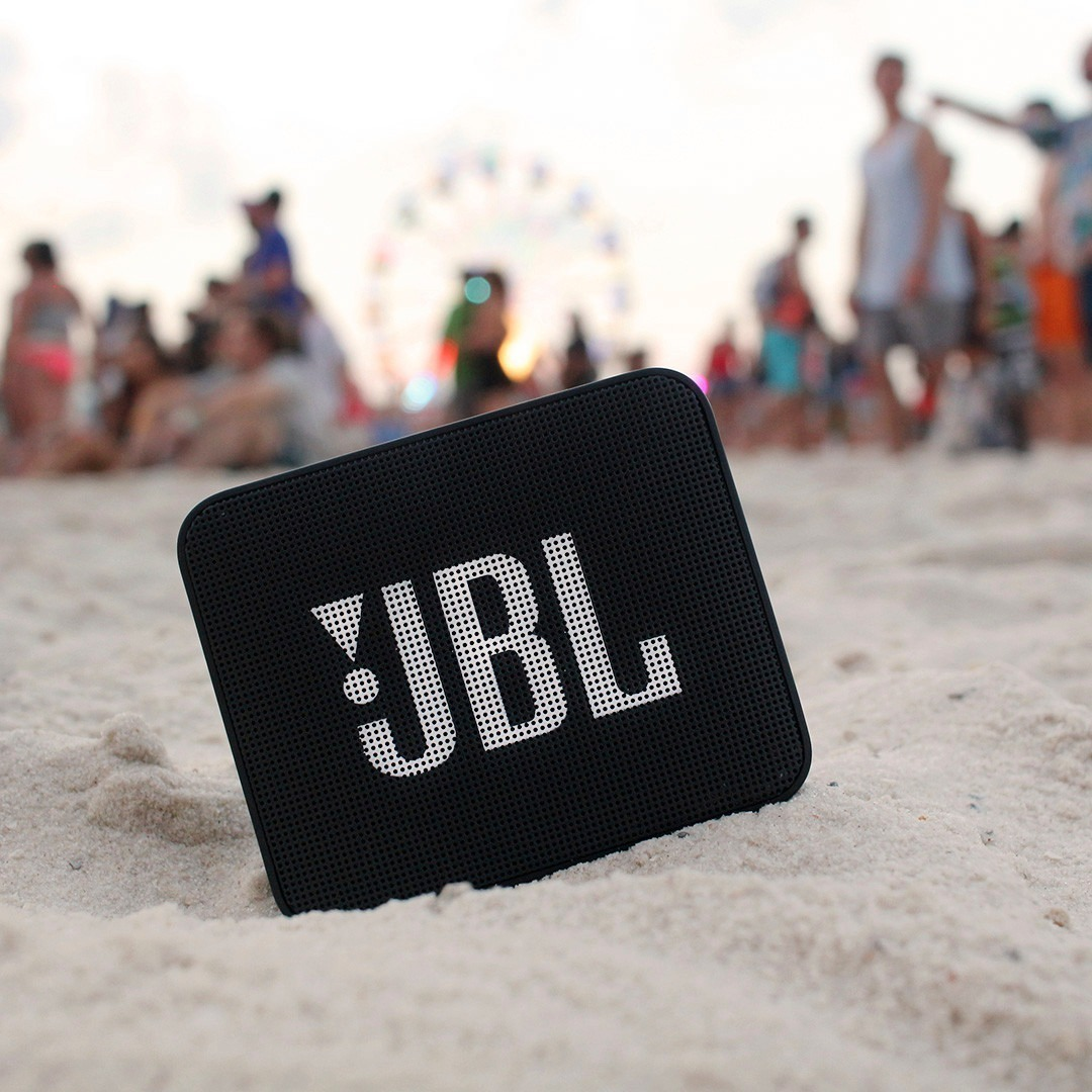 Parlante Jbl Go 2 Bluetooth Portátil Sumergible 3w Go2 Cuota - $ 3.999,00 en Mercado Libre