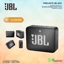 parlante jbl go 2 waterproof bluetooth