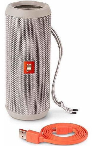 parlante jbl jblflip3gray flip 3 splashproof portable blueto