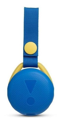 parlante jbl jr pop azul, altavoz portátil para niños