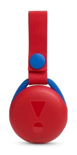 parlante jbl jr pop rojo altavoz portátil para niños
