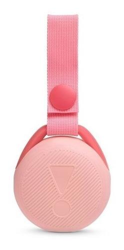 parlante jbl jr pop rosado, altavoz portátil para niños