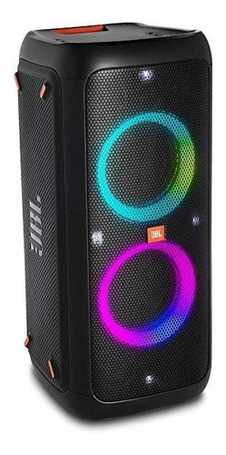 parlante jbl partybox 200 portable party parlante