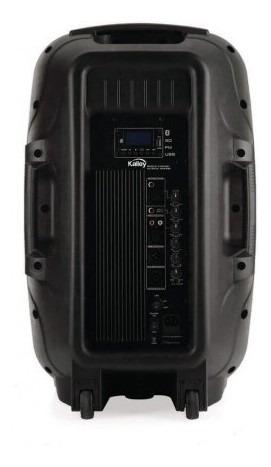 parlante kalley k-spk300lled bluetooth negro parlante mk223