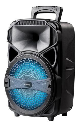 parlante kolke kpb373 loud 8  3500watts led bt -insumax