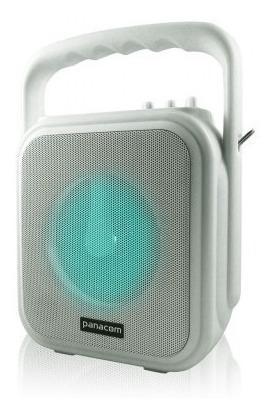 parlante led portátil bluetooth panacom sp3048 + mic