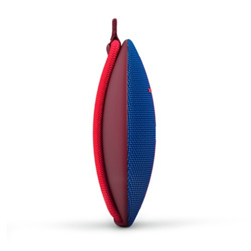 parlante logitech bluetooth ue roll blue/red (984-000546)