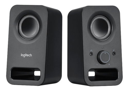 parlante logitech z150 con control de volumen -  composystem