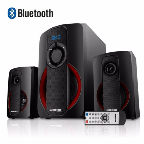 parlante micronics bluetooth mcqueen mics7028bt 70watts woof