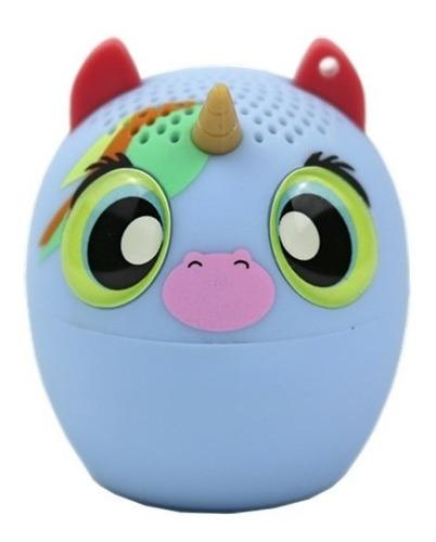 parlante mini bluetooth unicornio tws excelente sonido estéreo - sheyeda original