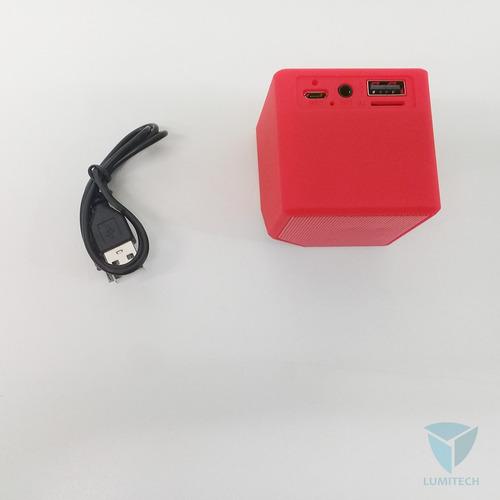 parlante mini x3 -  mod48 - super portatil