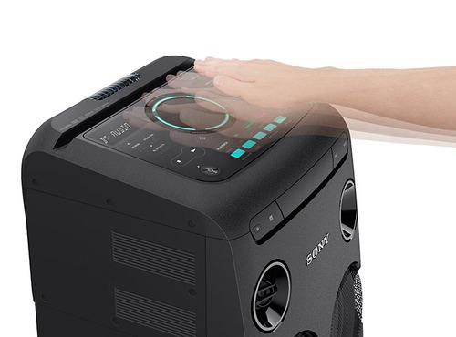 parlante minicomponente sony mhc-v77 bluetooth wifi venex