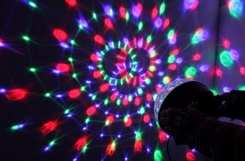 parlante mp3 luces proyector audiorítmico musica sonido