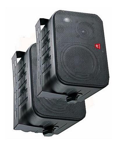 parlante musica funcional 3 vias 200 w soporte techo dancis