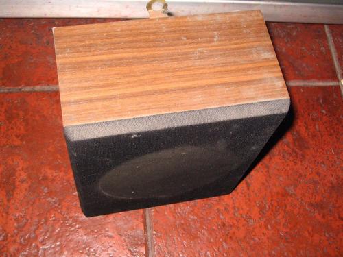 parlante musica funcional con poteciometro con caja